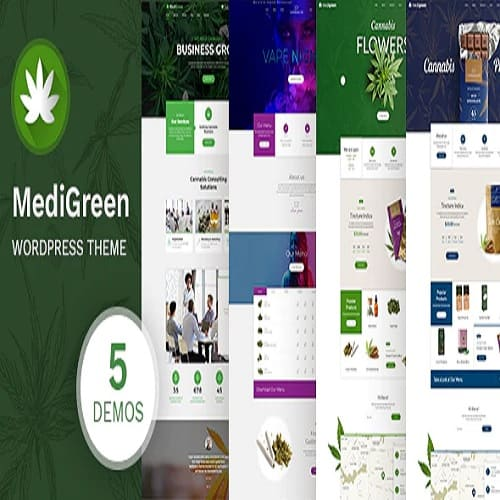 MediGreen - Cannabis & Medical Marijuana Shop