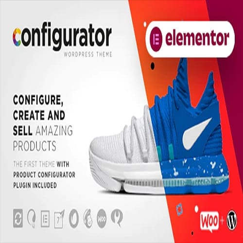 WP Configurator - WooCommerce WordPress Theme