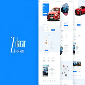 Leo Rent Car - Car Rental Website PrestaShop Theme