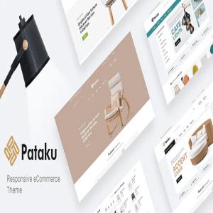 Pataku - Responsive Prestashop Theme