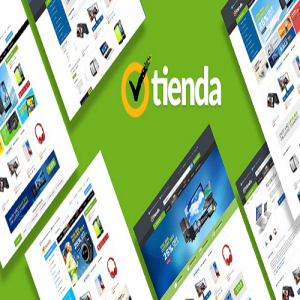 Tienda - Technology OpenCart Theme (Included Color Swatches)